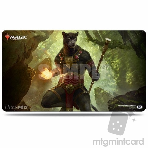 Ultra PRO Magic the Gathering Playmat - Commander 2018 - Small - v3 Lord Windgrace - 86886