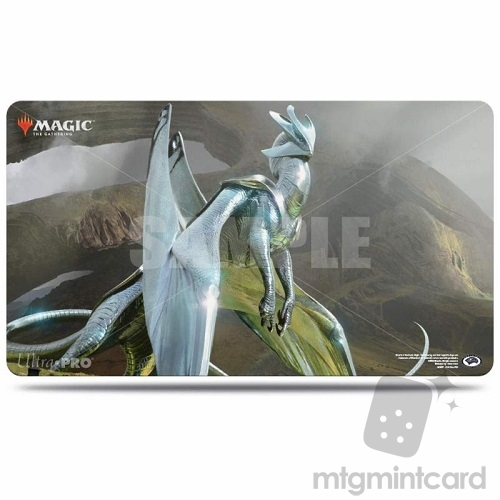 Ultra PRO Magic the Gathering Playmat - Core Set 2019 - Chromium, the Mutable - 86796