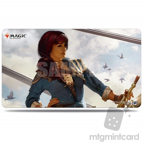 Ultra PRO Magic the Gathering Playmat - Dominaria - Small - v3 Jhoira, Weatherlight Captain - 86735