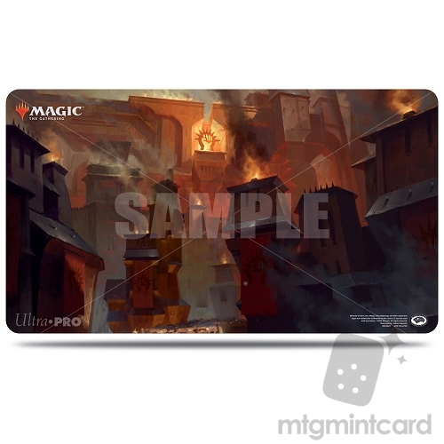 Ultra PRO Magic the Gathering Playmat - Guilds of Ravnica - v2 Sacred Foundry - 86900