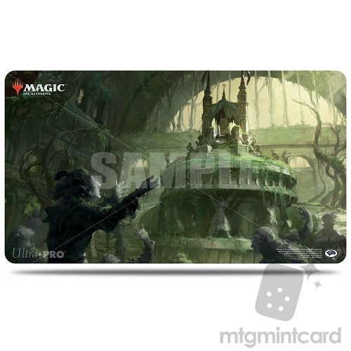 Ultra PRO Magic the Gathering Playmat - Guilds of Ravnica - v3 Overgrown Tomb - 86901