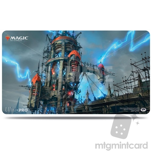 Ultra PRO Magic the Gathering Playmat - Guilds of Ravnica - v4 Steam Vents - 86902