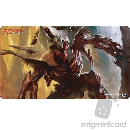 Ultra PRO Magic the Gathering Playmat - Iconic Masters - v5 Vorinclex, Voice of Hunger - 86612