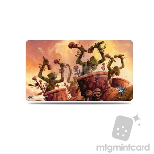 Ultra PRO Magic the Gathering Playmat - Masters 25 - Small - v3 Goblin War Drums- 86752