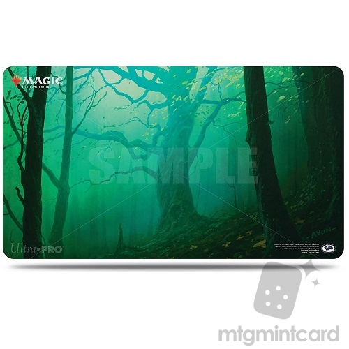 Ultra PRO Magic the Gathering Playmat - Unstable - Forest(John Avon) - 86713