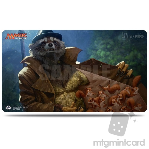 Ultra PRO Magic the Gathering Playmat - Unstable - v4 Squirrel Dealer - 86708
