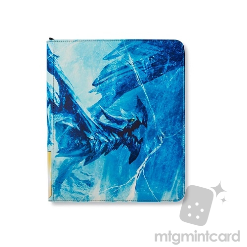 Dragon Shield - Card Codex Zipster Binder - Boreas - AT-38952