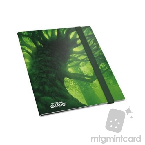 Ultimate Guard Binder 9-Pocket FlexXfolio - Lands Edition - Forest I - UGD010837