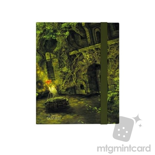 Ultimate Guard Binder 9-Pocket FlexXfolio - Lands Edition II - Forest - UGD010916