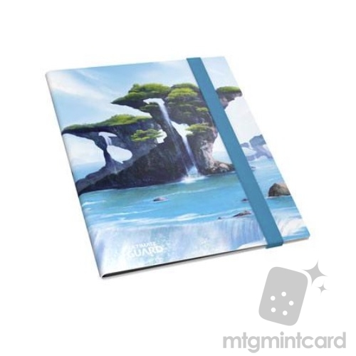 Ultimate Guard Binder 9-Pocket FlexXfolio - Lands Edition - Island I - UGD010834