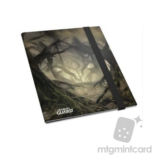 Ultimate Guard Binder 9-Pocket FlexXfolio - Lands Edition - Swamp I - UGD010835
