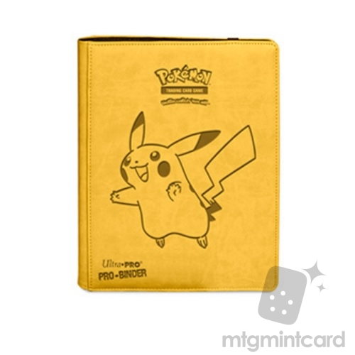 Ultra PRO 9-pocket Premium PRO-Binder For Pokemon