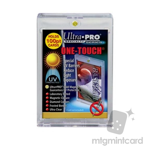 Ultra PRO One-touch Magnetic Card Holder - 100 pt - 81911-UV