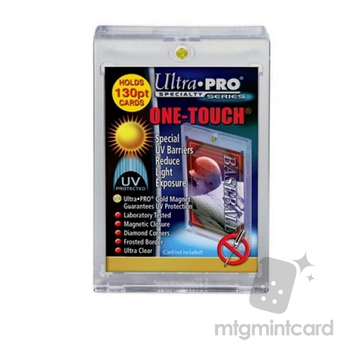 Ultra PRO One-touch Magnetic Card Holder - 130 pt - 81721-UV