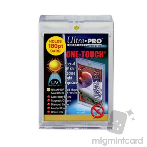 Ultra PRO One-touch Magnetic Card Holder - 180 pt - 82233-UV