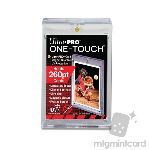 Ultra PRO One-touch Magnetic Card Holder - 260PT UV - 84733-UV