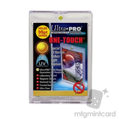Ultra PRO One-touch Magnetic Card Holder -  35 pt - 81575-UV
