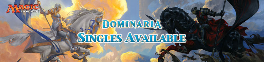 Dominaria Single Available