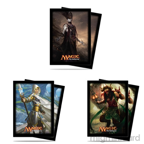 Ultra Pro 80 Magic the Gathering Theros Deck Protector Sleeves Set