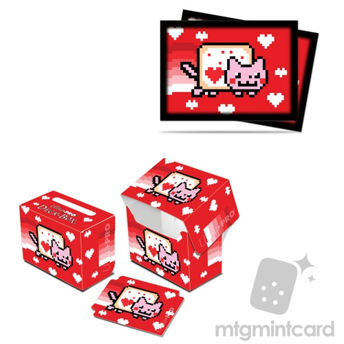 Ultra Pro ValentNyan Cat Package