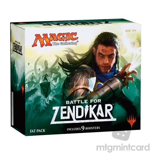Battle for Zendikar BFZ Fat Pack (English)