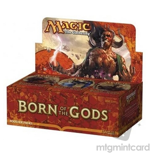 Born of the Gods BNG Booster Box (English)