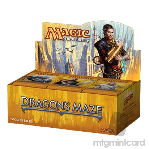 Dragon's Maze DGM Booster Box (English)