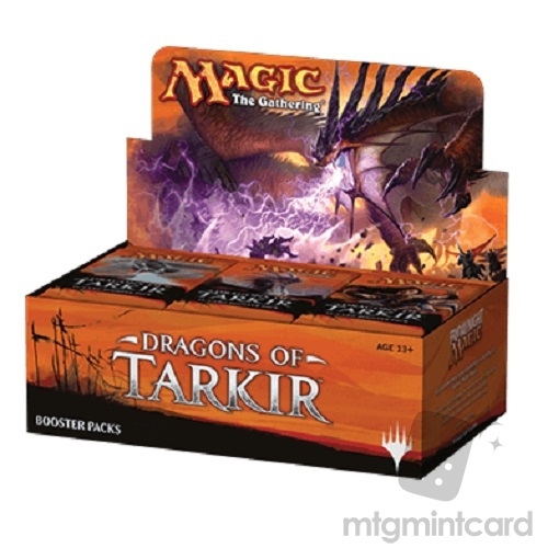 Dragons of Tarkir DTK Booster Box (English)