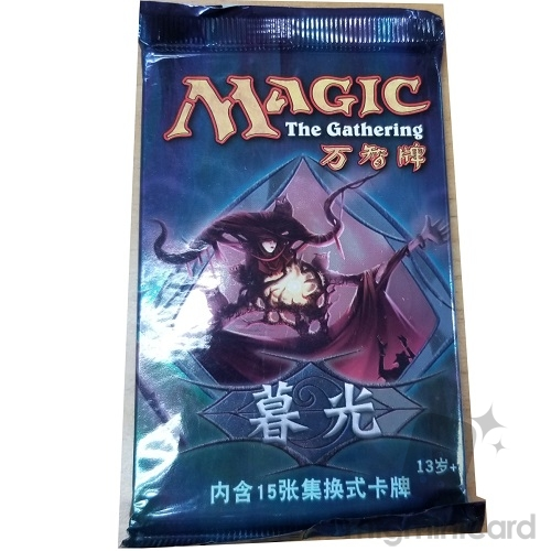 Eventide EVE Booster Pack (Simplified Chinese)