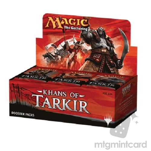Khans of Tarkir KTK Booster Box (English)