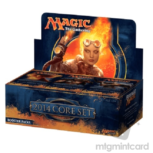 Magic 2014 M14 Booster Box (Simplified Chinese)