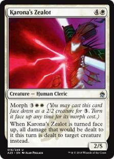 Karona's Zealot