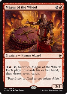 Magus of the Wheel
