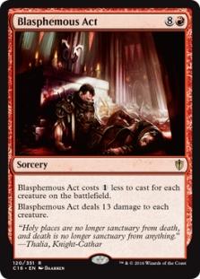 Blasphemous Act