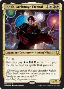 Jodah, Archmage Eternal