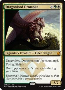 Dragonlord Dromoka