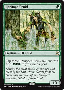 Heritage Druid