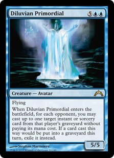 Diluvian Primordial