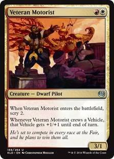 Veteran Motorist