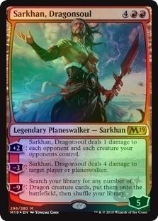 Sarkhan, Dragonsoul (Planeswalker Deck)