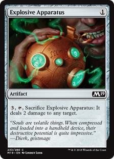 Explosive Apparatus