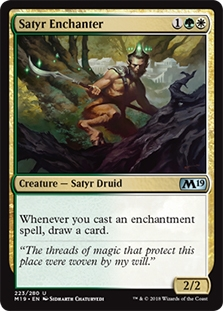 Satyr Enchanter