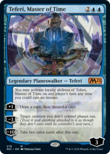 Teferi, Master of Time (276)