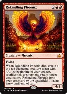 Rekindling Phoenix