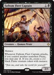 Fathom Fleet Captain