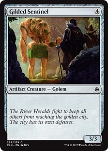 Gilded Sentinel