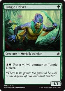 Jungle Delver