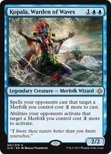 Kopala, Warden of Waves