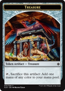 Treasure Token (10/10)