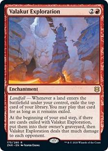 Valakut Awakening Stoneforge Magic the Gathering MTG Zendikar Rising Rare